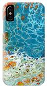 Tropical Waves IPhone Case