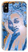Troubled Woman IPhone Case