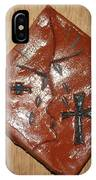 True Shepherd 20 - Tile IPhone Case