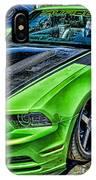 Truefiber Mustang IPhone Case