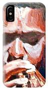 Trumpeters IPhone Case