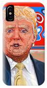 Trumpfffffft  IPhone Case