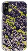 Tsingys, Karst Formations In The Tsingy IPhone Case