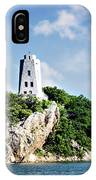 Tucker Tower 2 IPhone Case