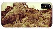 Tucson Lion IPhone Case