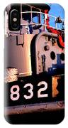 Tug Boat IPhone Case