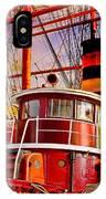 Tugboat Helen Mcallister IPhone X Case