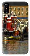 Tugs IPhone Case
