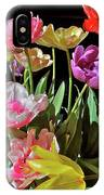 Tulip 8 IPhone Case