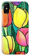Tulip Expo IPhone Case