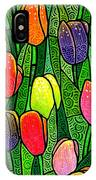 Tulip Glory IPhone Case