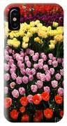 Tulip Greeting Card IPhone Case