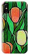 Tulip Joy 2 IPhone Case