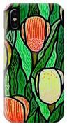 Tulip Joy 2 IPhone Case