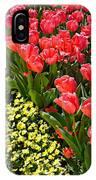 Tulip Line IPhone Case