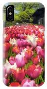Tulip Parade IPhone Case