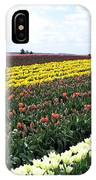 Tulip Town 11 IPhone Case
