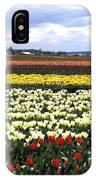 Tulip Town 4 IPhone Case