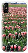 Tulip Town 5 IPhone Case