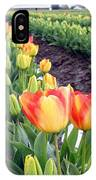 Tulip Town 6 IPhone Case