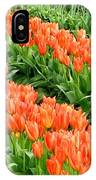 Tulip Town 7 IPhone Case