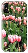 Tulip Town 8 IPhone Case