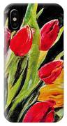 Tulips Colors IPhone Case
