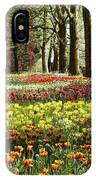 Tulips Everywhere 1 IPhone Case