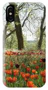 Tulips Everywhere 2 IPhone Case