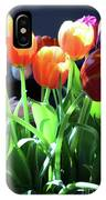 Tulips In The Light IPhone Case