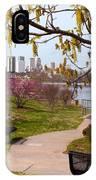 Tulsa From The Pedestrian Bridge IPhone Case