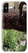 Tumble Weed Sheep Reno Nevada IPhone Case