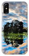 Tumultuous Swamp IPhone Case