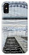 Tyne Bridge, Newcastle IPhone Case