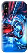 Tunnel Lust Abstract IPhone Case