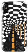 Tunnel Vision IPhone Case