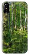 Tupelo Trees In Mississippi  IPhone Case