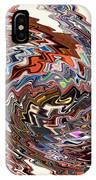 Turbulence II IPhone Case