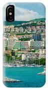 Turkey Port City IPhone Case