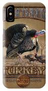 Turkey Traditions IPhone Case by JQ Licensing