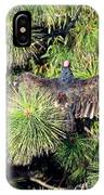 Turkey Vulture Spread Two IPhone Case