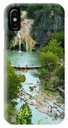 Turner Falls Grand View Two IPhone Case