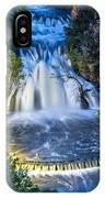 Turner Falls Oklahoma IPhone Case