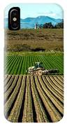 Turning The Soil IPhone Case