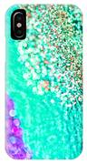 Turquoise Spell IPhone Case