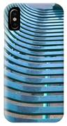 Turquoise Wave IPhone Case