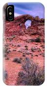 Turret Arch IPhone Case