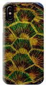 Turtle Shell Mandala Sparkle IPhone Case