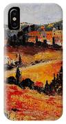 Tuscany 56n IPhone Case