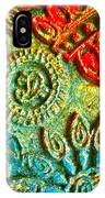 Tuscany Batik IPhone Case